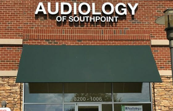 Audiology - Southpoint location