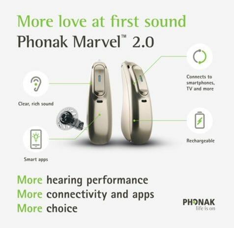 Audiology Phonak Hearing Aid